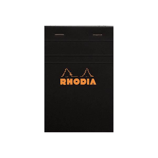 Rhodia R Premium A6 Negro