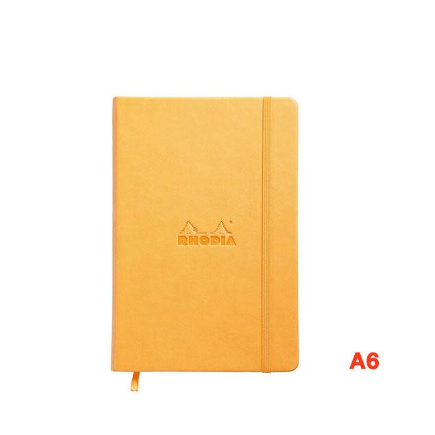 Rhodia Webnotebook (naranja A6)