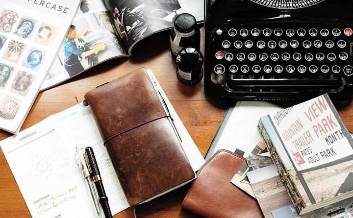 Cuaderno Midori Traveler Notebook, tu compañero de viaje