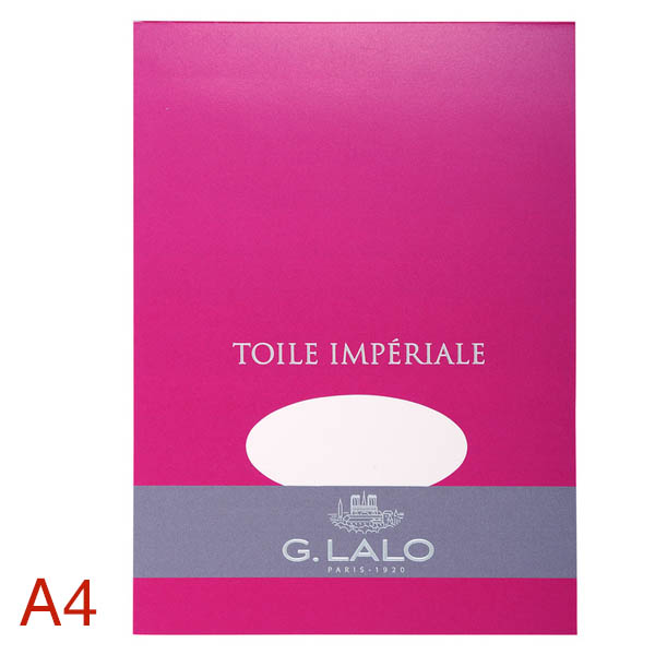 G.Lalo Toile Imperial A4