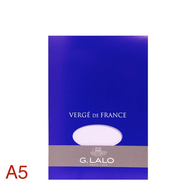 Papel Verjurado G.Lalo A5 blanco