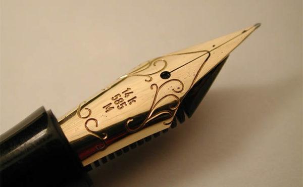 plumin de oro