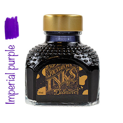 Tinta Diamine Imperial Purple