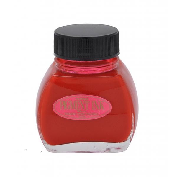 Tinteros de Tinta Pigmentada Platinum Rojo Rosa