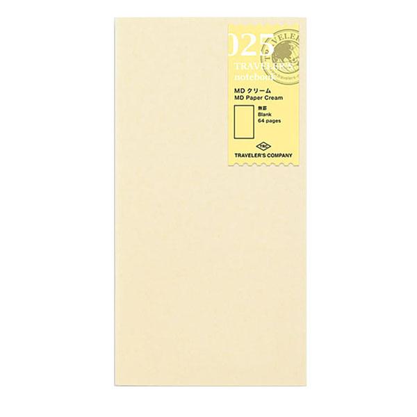 TN 025 Regular MD Papel Crema 1