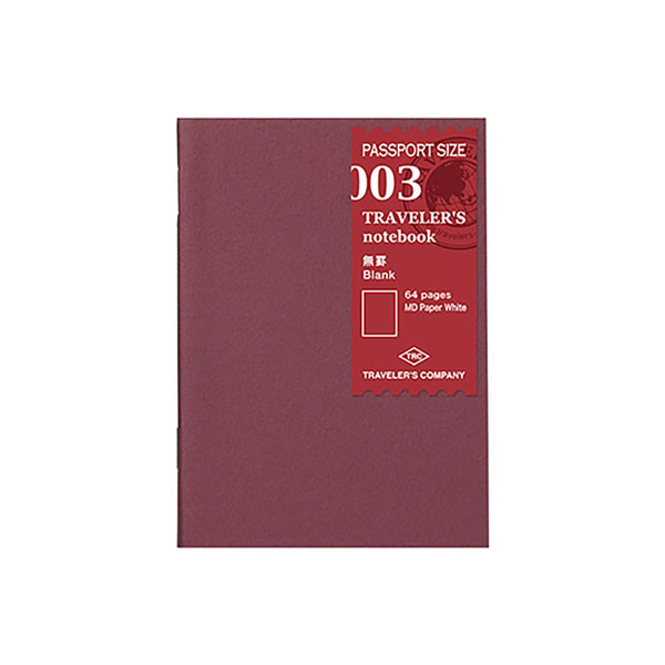 TN Passport 003 - Papel liso MD
