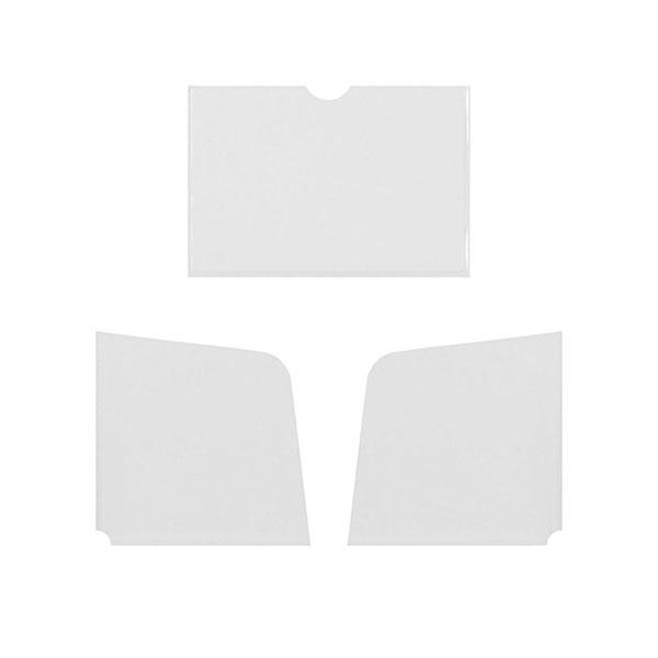 TN Regular 004 Bolsillos adhesivos 234