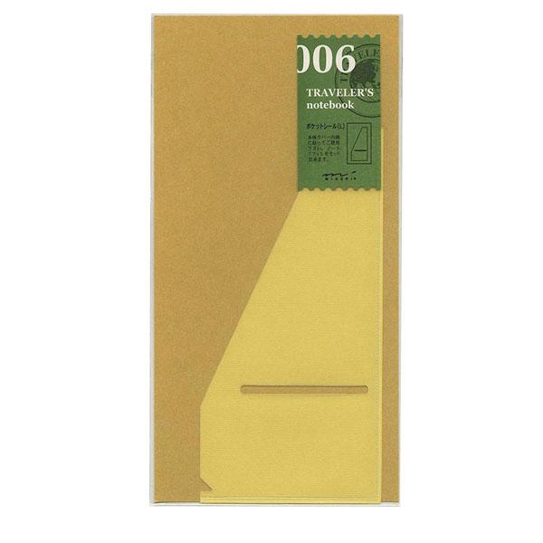 TN Regular 006 Etiqueta Adhesivo (L)