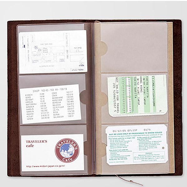 TN Regular 007 Fundas adhesivas tarjetas 2