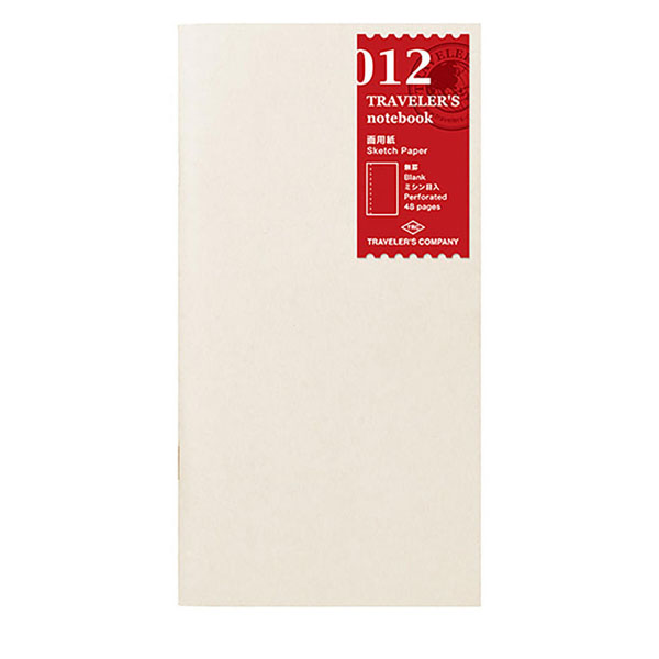 TN Regular 012 Papel Sketch Notebook 1