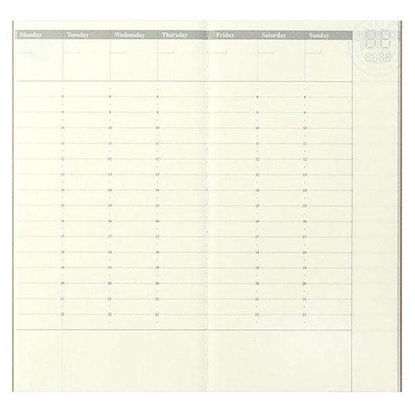 TN Regular 018 Planificador semanal 3
