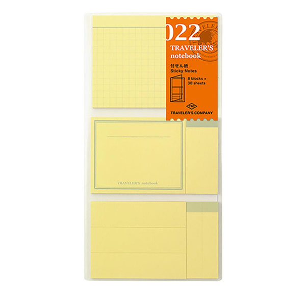 TN Regular 022 Sticky memo Pad