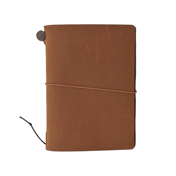 Traveler's Notebook Camel (Passport)