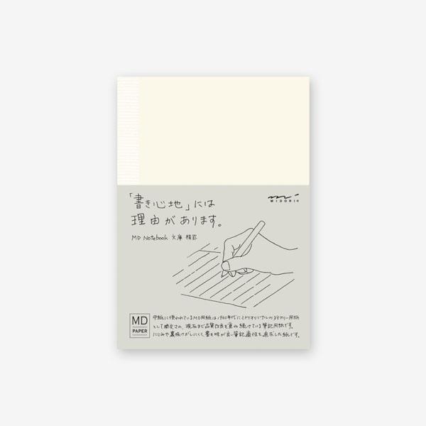 cuadernos Midori MD