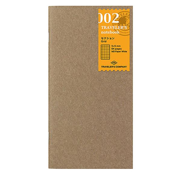 TN Regular 002 Papel MD Cuadriculado 2