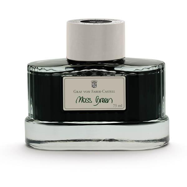 Tinta Graf Von Faber Castell Verde Musgo (75ml)