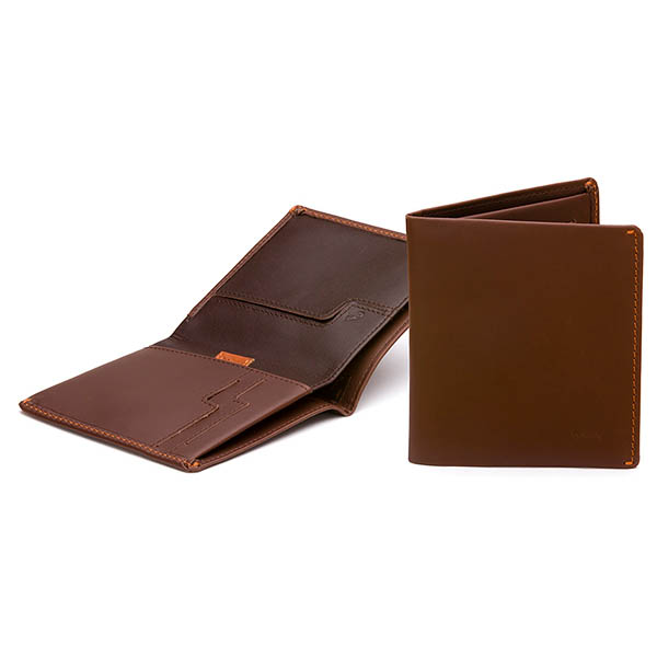 Bellroy Note Sleeve Cocoa