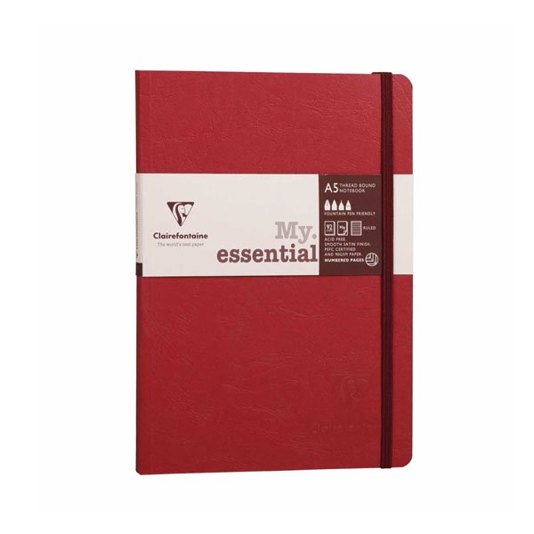 Cuaderno clairefontaine My Essential