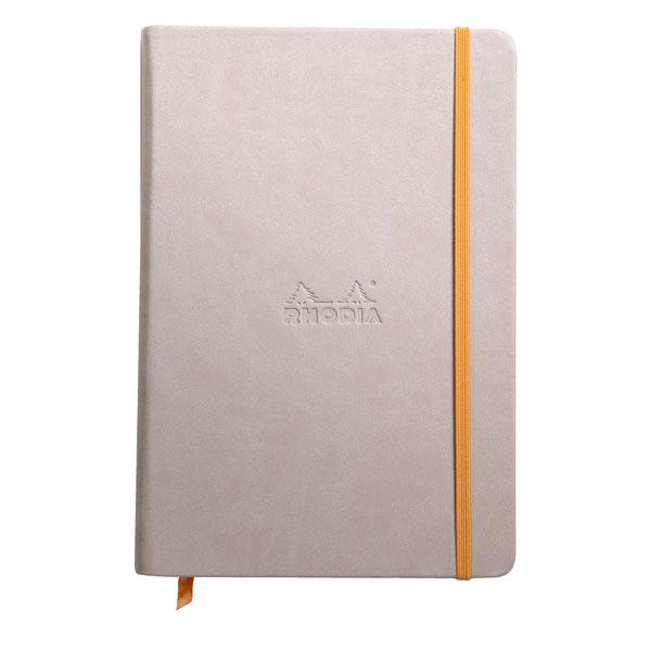 Cuadernos Rhodia Rhodiarama Beige