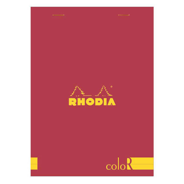 Note Pad Rhodia R Colors