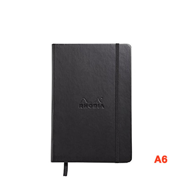 cuaderno rhodia Webnotebook A6 1