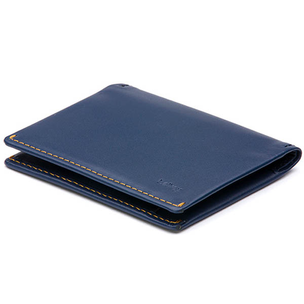 Bellroy Slim Sleeve Blue Steel