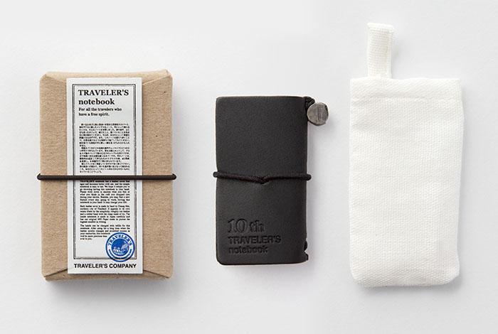 Midori Traveler's Notebook verde kit
