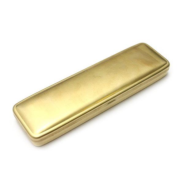 Midori Brass, estuche de latón