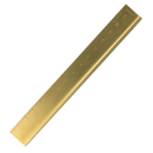 Midori Brass regla