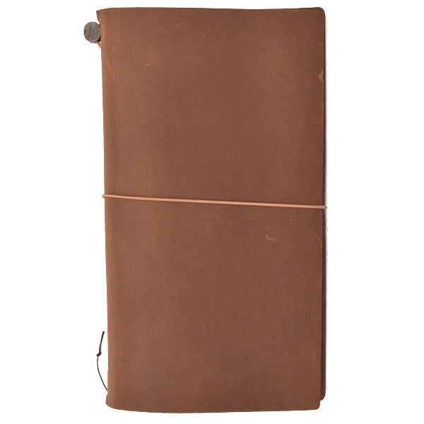 Traveler's Notebook Camel (Regular)