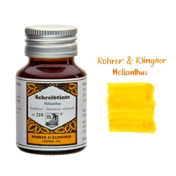 Rohrer & Klingner Helianthus