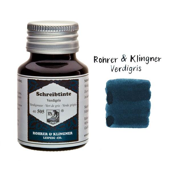 Rohrer & Klingner verdegris