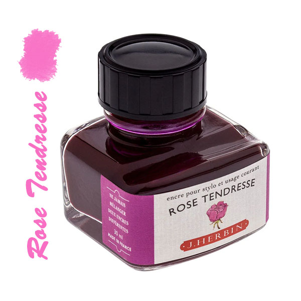 J.Herbin Rose Tendresse