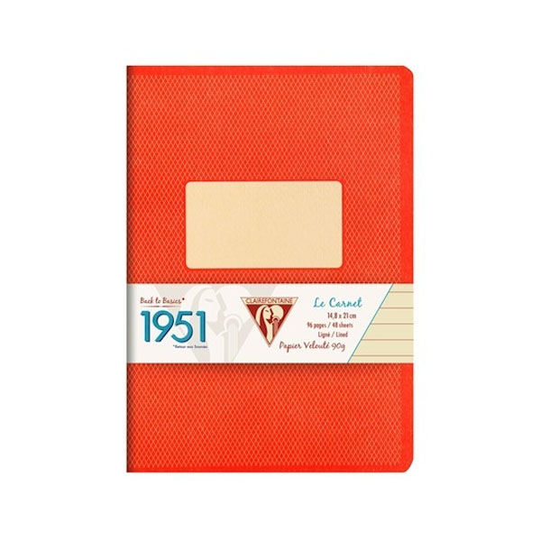 Cuaderno Clairefontaine 1951