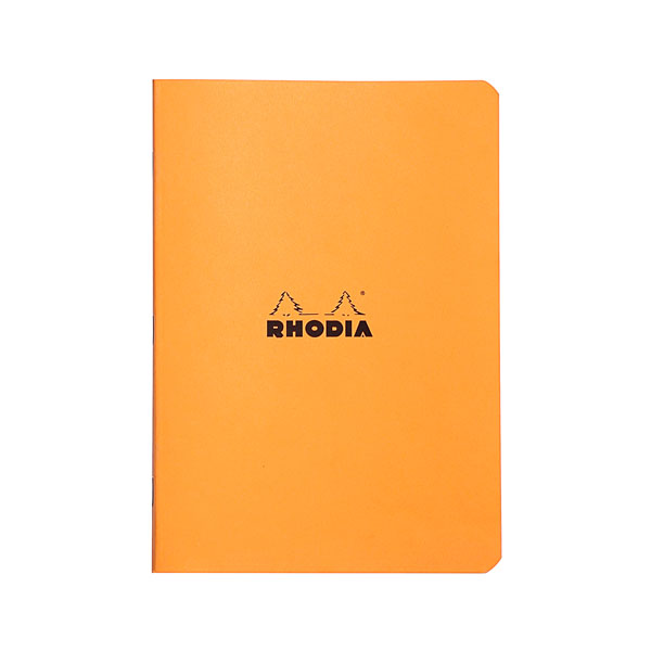Rhodia Stapled Notebook