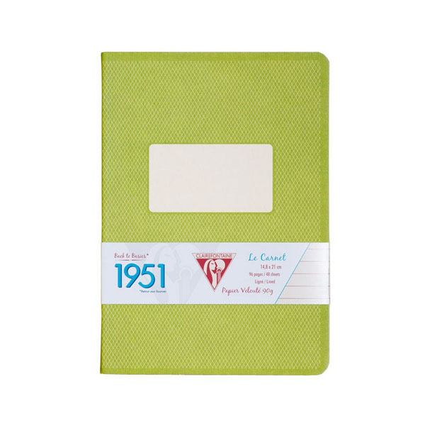 Clairefontaine 1951 Verde