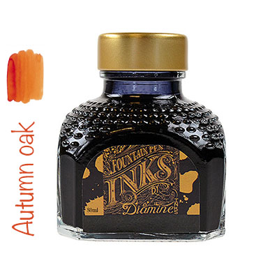 Tinta Diamine Autumn oak