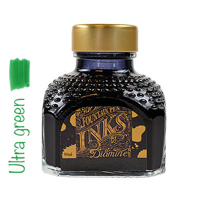 Tinta Diamine Ultra Green