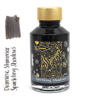 Diamine Shimmer Sparkling Shadows