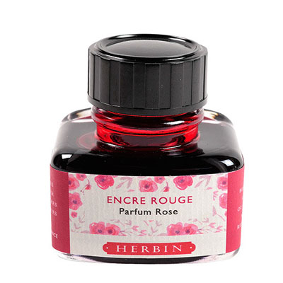 Tinta J Herbin Perfume Rosas