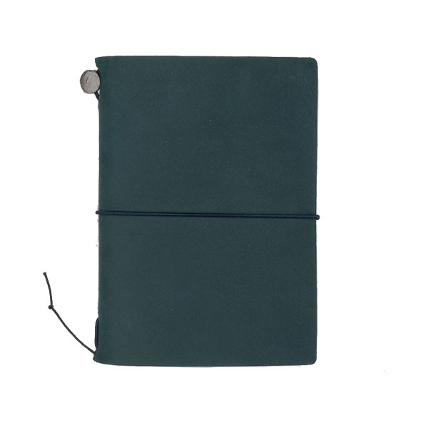 Midori Traveler's Notebook Blue Edition (Passport)