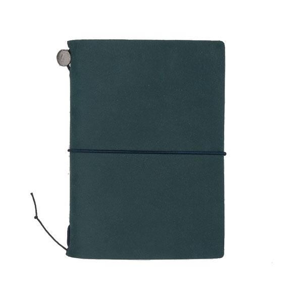 Midori Traveler's Notebook Blue Edition (Passport)