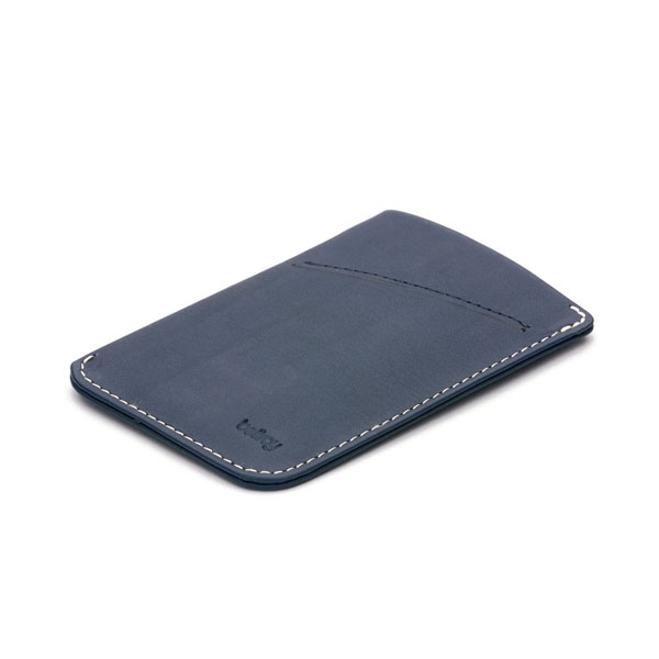 Bellroy Carde Sleeve Blue Steel