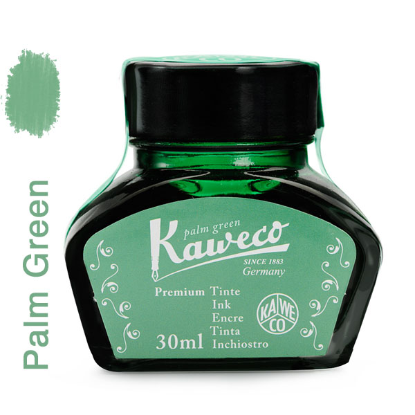 Tinta Kaweco Palm Green