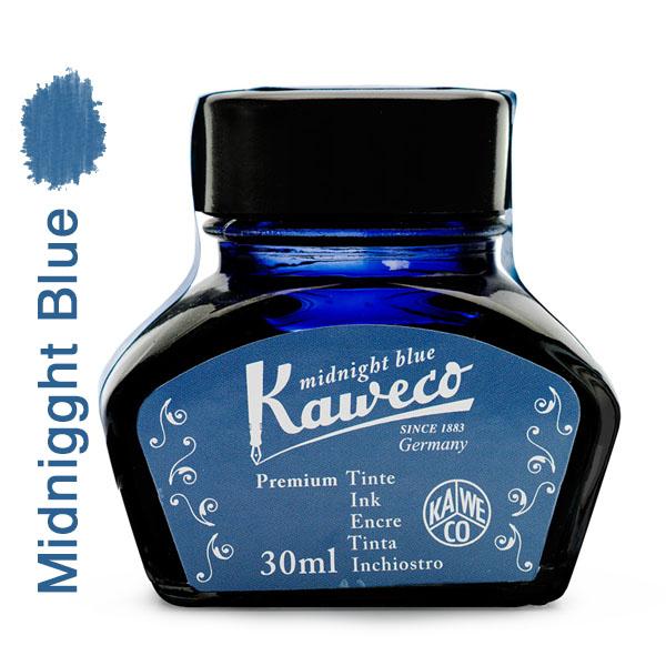 Tinta Kaweco Midnight Blue
