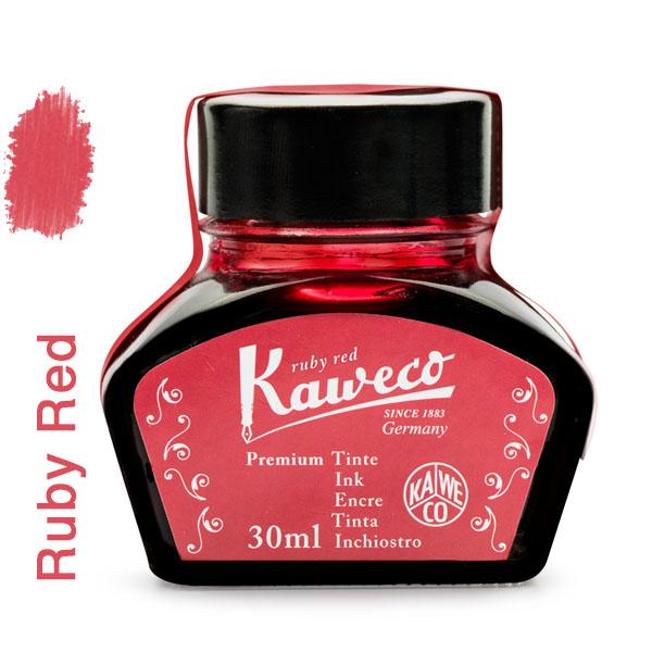 Tinta Kaweco Ruby Red