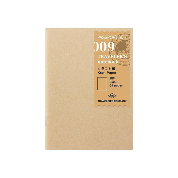 TN Passport 009 Papel Kraft
