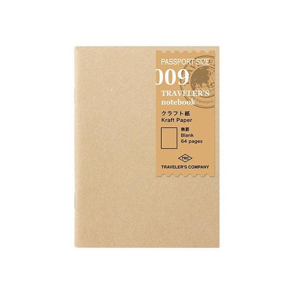 TN Passport 009 Papel Kraft