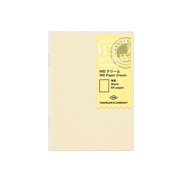 TN Passport 013 Papel MD Crema