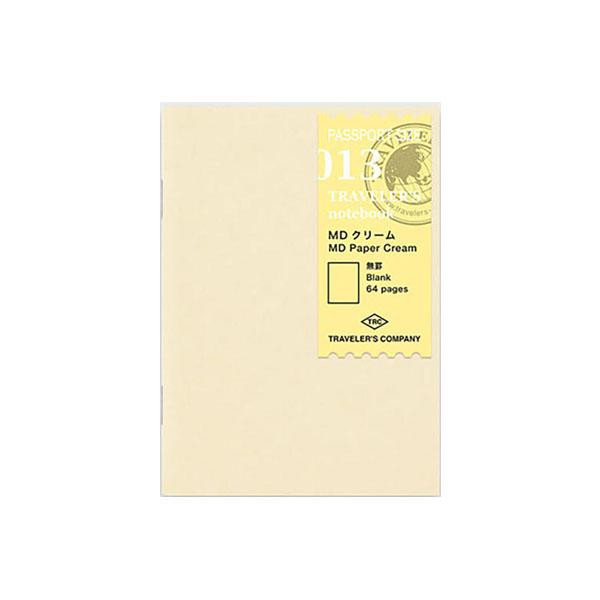 TN Passport 013 Papel MD Crema